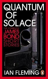 Quantum of Solace by Ian Fleming image