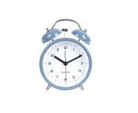 Karlsson Alarm Clock - Classic Bell (Blue)