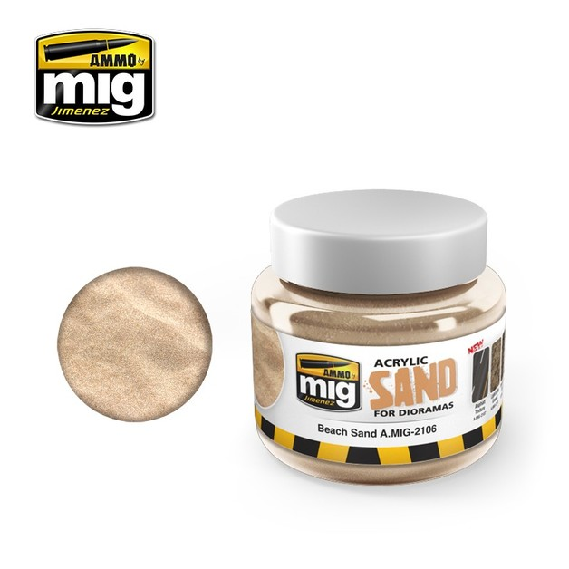 Sand Ground (250ml)