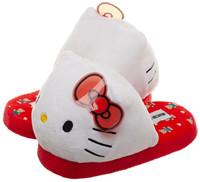 Hello Kitty - Plush Slippers (Medium)