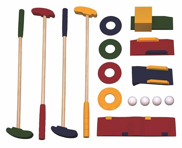 Garden Game - Mini Golf