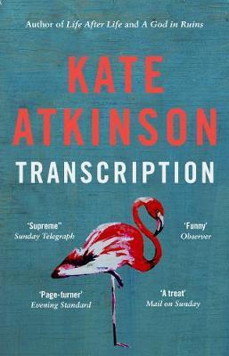 Transcription by Kate Atkinson image