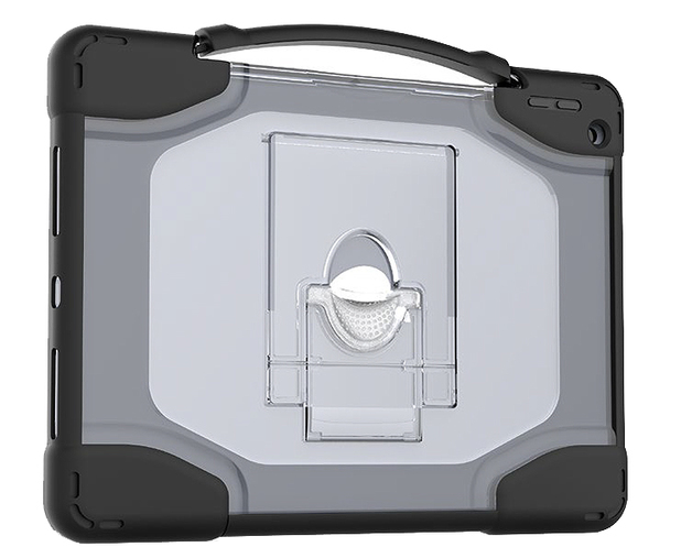 Brenthaven: Edge 360 Carry Case For iPad 5th/6th Gen (Grey)