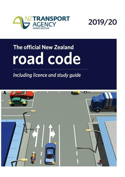 Official New Zealand Road Code 2019/20 image