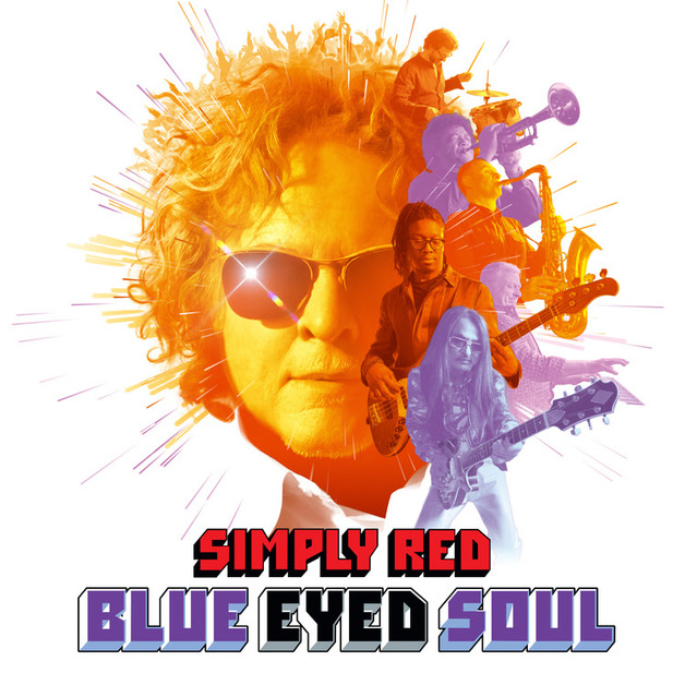 Blue Eyed Soul (Deluxe Edition) by Simply Red