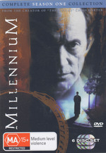 Millennium - Complete Season 1 Collection(6 Disc Set) on DVD