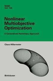 Nonlinear Multiobjective Optimization by Claus Hillermeier