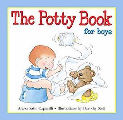 Potty Book for Boys by Alyssa Satin Capucilli