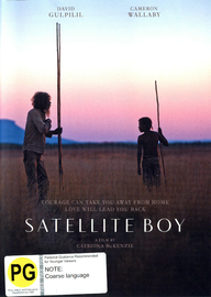 Satellite Boy on DVD