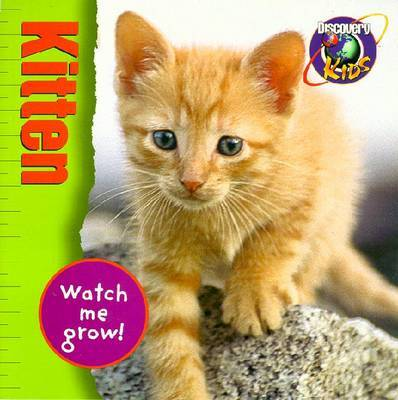 Watch ME Grow: Kitten by Kids Discovery image
