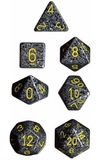 Chessex - Polyhedral Dice Set - Urban Camo Speckled