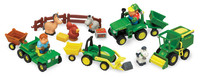 John Deere: Fun on the Farm Play Set