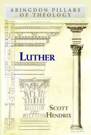 Luther by Scott H Hendrix image