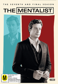 The Mentalist - The Seventh and Final Season on DVD