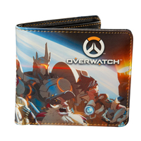 Overwatch Planet View Wallet