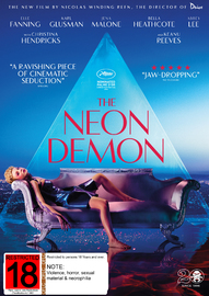 The Neon Demon on DVD