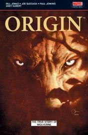 Marvel Comic: Origin: The True Story of Wolverine by Bill Jemas image