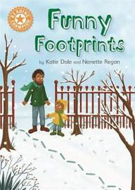 Reading Champion: Funny Footprints by Katie Dale