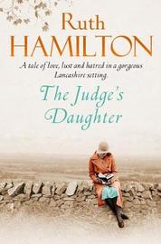 The Judge's Daughter by Ruth Hamilton image