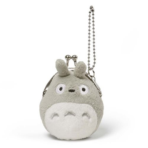 My Neighbor Totoro: Grey Totoro - Mini Coin Purse image