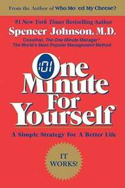 One Minute for Yourself by Spencer Johnson