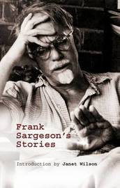 Frank Sargesons Stories by Frank Sargeson