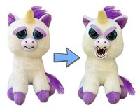 Feisty Pets: Glenda Glitterpoop - Transforming Unicorn Plush
