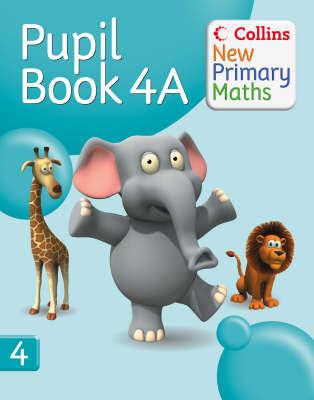 Pupil Book 4A image