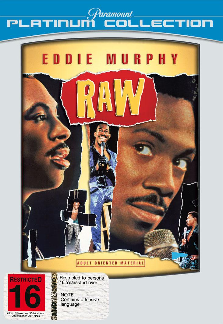 Eddie Murphy - Raw on DVD image