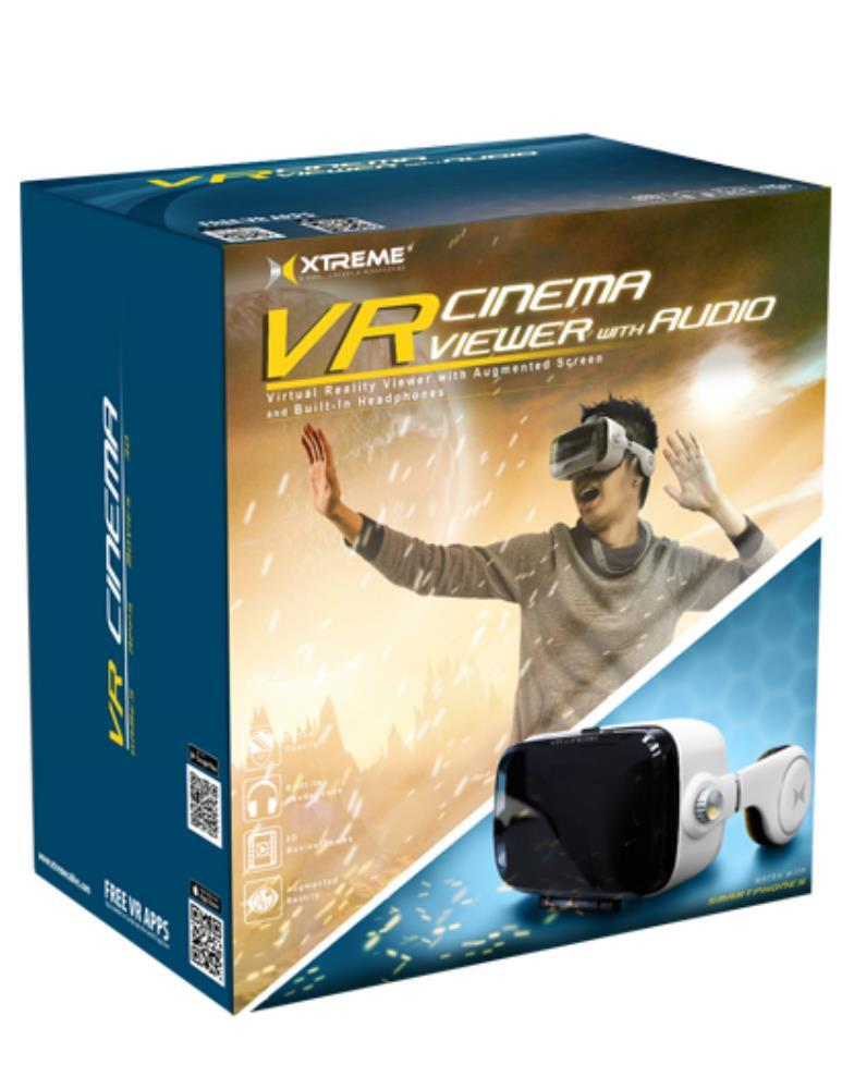 Xtreme: VR Vue W/Built In Headphones image