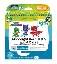 Leapstart 3D: Moonlight Hero Math - With PJ Masks (Level 2)