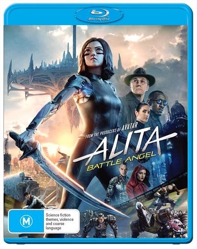 Alita: Battle Angel on Blu-ray image