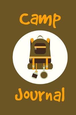 Camp Journal by Jack Sawer image