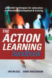 The Action Learning Handbook by Anne Brockbank image