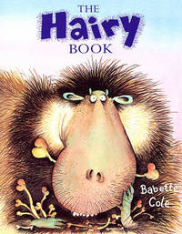 The Hairy Book by Babette Cole image