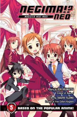Negima!? Neo, Volume 5 by Ken Akamatsu image