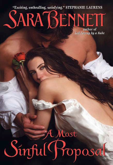 A Most Sinful Proposal by Sara Bennett
