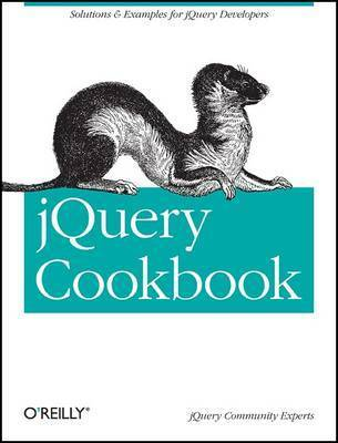 jQuery Cookbook by Cody Lindley
