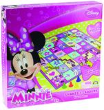 Disney - Minnie Snakes & Ladders