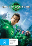 Green Lantern on DVD