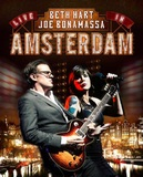 Beth Hart and Joe Bonamassa Live In Amsterdam DVD