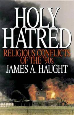 Holy Hatred by James A. Haught image