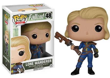 Fallout - Lone Wanderer Female Pop! Vinyl Figure