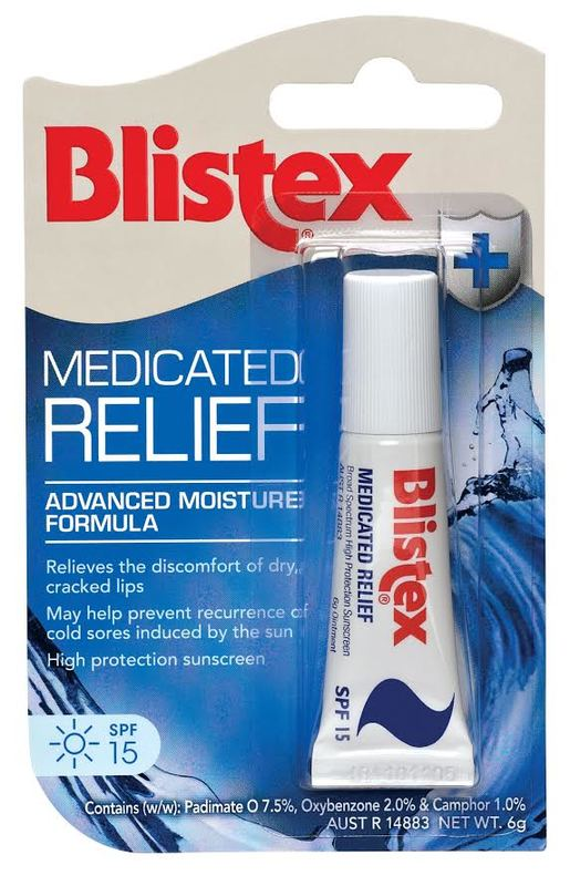 Blistex Lip Medicated Relief (6g)