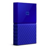 4TB WD My Passport Ultra (Blue)