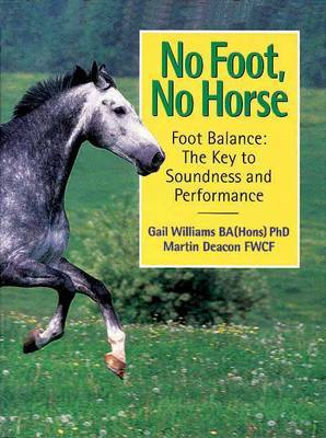 No Foot, No Horse by Gail Williams image