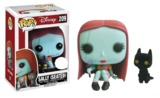 NBX: Sally Seated (Glow) - Pop! Vinyl Figure