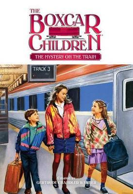 The Mystery on the Train image