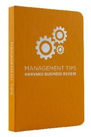 Management Tips by Harvard Business Review
