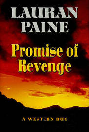Promise of Revenge by Lauran Paine image